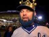 WEB EXTRA: Royals Fans Celebrate Game 3 Win