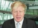 WATCH: Boris Johnson Speak Chinese For Chinese New Year