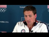 Web Extra: Lochte, Coach An Unlikely Duo