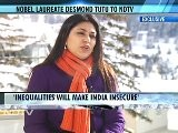Inequalities Will Make India Insecure: Desmond Tutu To NDTV