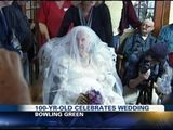 100-Year-Old Woman Gets Married On Her Birthday