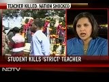 15-year-old Stabs Teacher Case: What&#039 S Pushing Students?