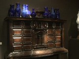 17th Century Ebony Furniture On Display In Brussels