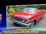 1964 Ford Galaxie 500 CONVERTIBLE - Napoli Classics, Milford