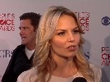 2012 People&#039 S Choice Awards -- Jennifer Morrison Interview