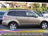 2009 Subaru Forester 4dr Man X W Premium Pkg - Downtown Toyota Of Oakland, Oakland