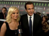 2011 Power Of Comedy: Amy Poehler And Will Arnett