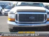 2000 Ford Excursion 137&#039 &#039 WB XLT - Acura Of Fremont, Fremont