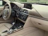 2012 BMW 320d Modern Line Interior Design
