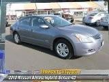 2010 Nissan Altima Hybrid - Fremont Chevrolet, Fremont