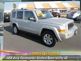 2006 Jeep Commander Limited - Fremont Chevrolet, Fremont