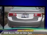 2009 Acura TSX 4dr Sdn Auto - Acura Of Fremont, Fremont