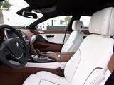 2012 BMW 6 Series Gran Coupe Design Interior