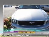 2008 Ford Mustang 2dr Cpe Deluxe - Acura Of Fremont, Fremont