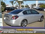 2007 Nissan Altima 2.5 S - Fremont Chevrolet, Fremont