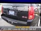 2011 GMC Yukon XL 4WD 4dr 1500 SLE - Acura Of Fremont, Fremont