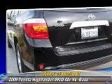 2009 Toyota Highlander 4WD 4dr V6 Base - Acura Of Fremont, Fremont