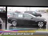 2009 Pontiac G8 GT - Fremont Chevrolet, Fremont
