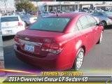 2011 Chevrolet Cruze LT - Fremont Chevrolet, Fremont