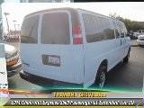 2011 Chevrolet Express 3500 Passenger LT Extended Van 3D - Fremont Chevrolet, Fremont