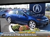 2010 Acura TSX 4dr Sdn I4 Auto - Acura Of Fremont, Fremont