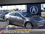 2009 Acura TL 4dr Sdn 2WD - Acura Of Fremont, Fremont