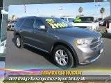 2011 Dodge Durango Crew - Fremont Chevrolet, Fremont