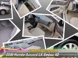 2006 Honda Accord LX - Fremont Chevrolet, Fremont