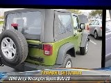 2010 Jeep Wrangler Sport SUV - Fremont Chevrolet, Fremont