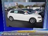 2010 Audi A3 2.0 TDI Wagon - Fremont Chevrolet, Fremont