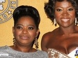 2012 SAG Awards Winners- Viola Davis, Octavia Spencer, Jean Dujardin