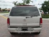 2004 Cadillac Escalade Fort Lauderdale FL - By EveryCarListed.com