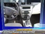 2010 Ford Fusion 4dr Sdn SE FWD - Acura Of Fremont, Fremont