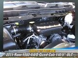 2011 Ram 1500 4WD Quad Cab 140.5&#039 &#039 SLT - Acura Of Fremont, Fremont
