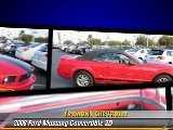 2008 Ford Mustang Convertible - Fremont Chevrolet, Fremont