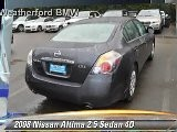2008 Nissan Altima 2.5 - Weatherford BMW, Berkeley