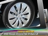 2009 Honda Accord 4dr I4 Auto LX - Acura Of Fremont, Fremont