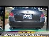 2009 Honda Accord 4dr V6 Auto EX-L - Acura Of Fremont, Fremont
