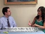 2102 Cincinnati Ben-Gals Cheerleader Audition Help!