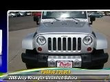 2008 Jeep Wrangler Unlimited Sahara - Pueblo Toyota, Pueblo