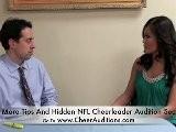 2012 Atlanta Falcons Cheerleaders Audition Secrets Revealed!