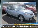 2011 Nissan Versa S - Hertz Car Sales-Santa Clara, Santa Clara