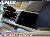 2008 Acura TL 3.2 - Manly Automotive Group, Santa Rosa