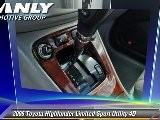 2006 Toyota Highlander Limited - Manly Automotive Group, Santa Rosa