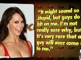 Jennifer Love Hewitt: I Don&#039 T Get Hit On