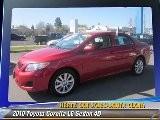 2010 Toyota Corolla LE - Hertz Car Sales-Santa Clara, Santa Clara