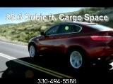 2012 BMW X6 Hybrid Canton Akron OH 44720