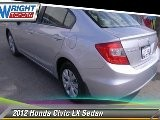 2012 Honda Civic LX - Bill Wright Toyota, Bakersfield