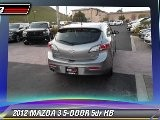 2012 MAZDA 3 5-DOOR 5dr HB - Cole Chrysler Dodge Jeep Mazda, San Luis Obispo
