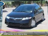 2009 Honda Civic Hybrid Sdn - Chapman Ford Scottsdale, Scottsdale